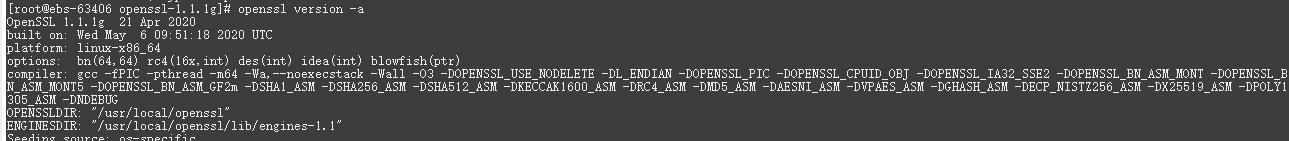 《Centos6运行python3.8.2请求ssl的报错和openssl编译升级》